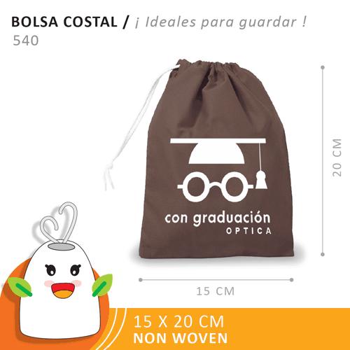 ded125bcf Bolsas Ecológicas con Jareta tipo Costalito ¡Personalizadas!